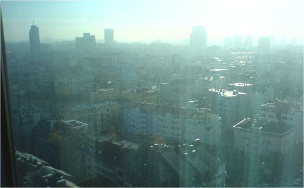 stadt-morgen
